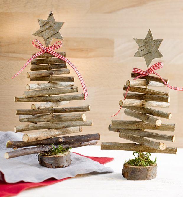 Natürlicher Dekozauber Weihnachten   TOPP Bastelbücher online kaufen