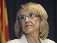 """On Thursday evening, Arizona Governor Jan Brewer asked Congress to end the """"intentional and unconscionable"""" humanitarian crisis at the border that the Obama administration has created and ignored."""