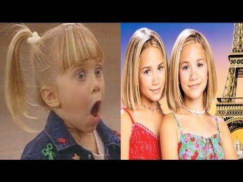 As irmãs gêmeas Mary Kate e Ashley Olsen surgiram na tv ainda crianças.Desde então, não pararam mais e ficaram muito famosas. elas lançaram filmes, séries, d...