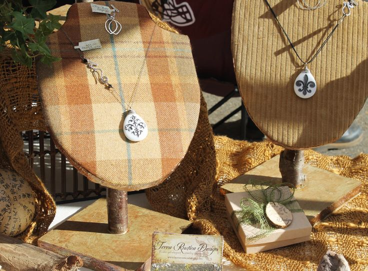 How To Sell Jewellry At Craft Fairs