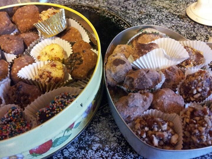 Homemade truffles | Gift ideas | Pinterest
