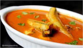 Nethili meen kulambu | Smelt Fish Curry