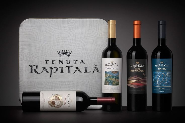 "Proyecto muy interesante Rapitala ""Selezioni"", relanzado con gran exito comercial. #Italia"