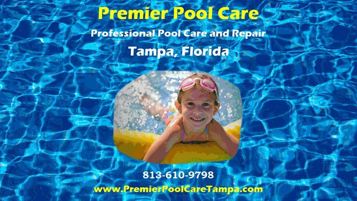 Expert Pool Repairs and Service in Tampa, Florida - http://premierpoolcaretampa.com/