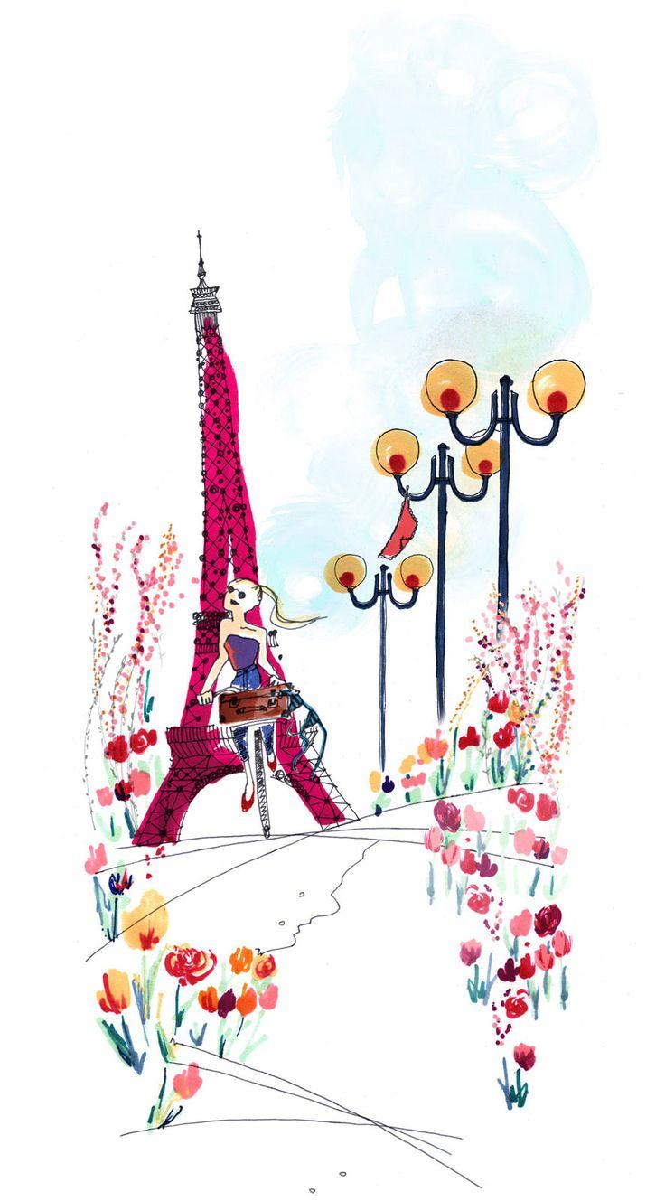 Ayumi Togashi - Paris, Vogue Japan
