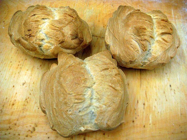 La Video Ricetta per il Pane di Pasta Dura tipo Caravanini - VivaLaFocaccia - Le Ricette Semplici per il Pane in Casa