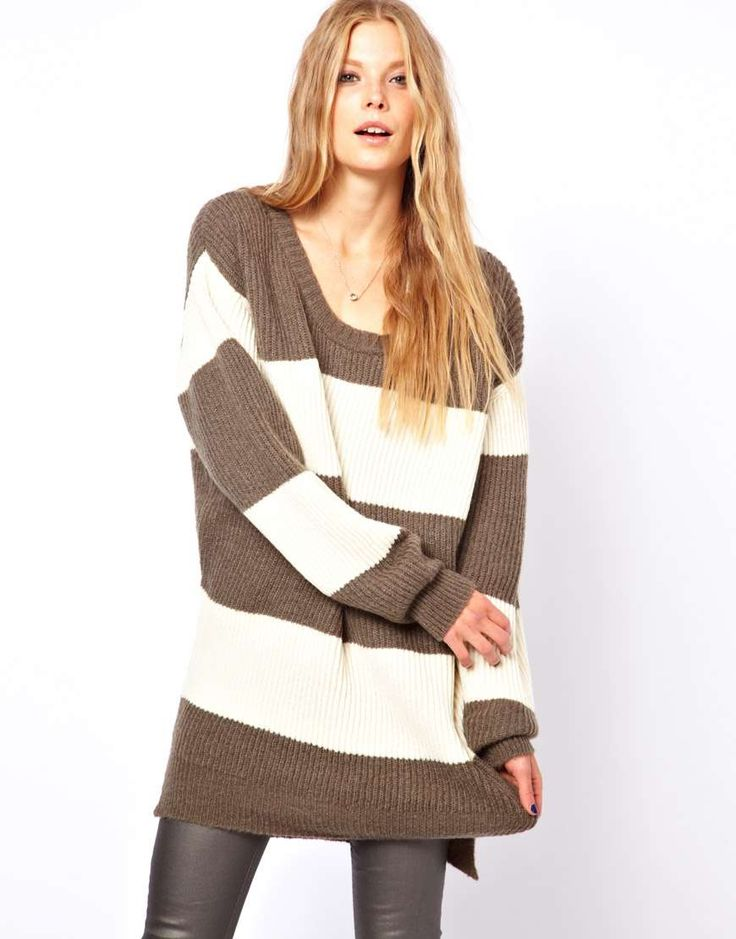 8 best Boyfriend sweaters on Small ladies images on Pinterest ...