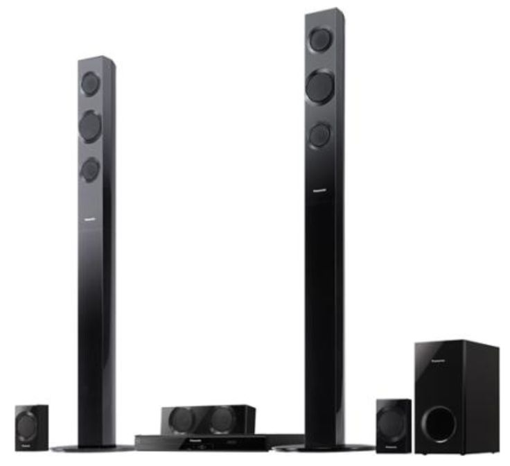 Today Only!  BestBuy.com:  Panasonic 3D/Wi-Fi Blu-Ray Home Theater System = $174.99 + FREE Shipping!  Regularly $349.99!