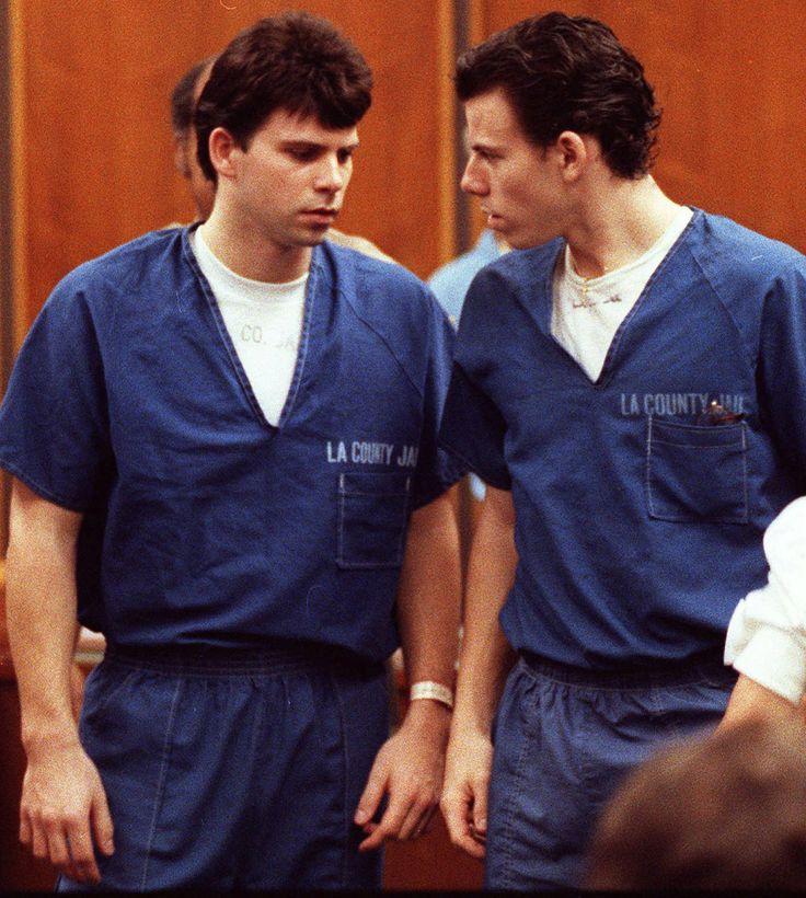 How the Menendez Brothers Stay in Touch from Separate Prisons 20 Years After Murder Convictions