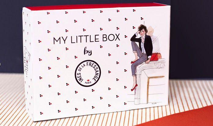 En Février My Little Box est particulièrement chic avec le portrait d'Ines de la Fressange réalisé par Kanako. Laissez vous charmer par les surprises et les secrets d'une vraie parisienne.