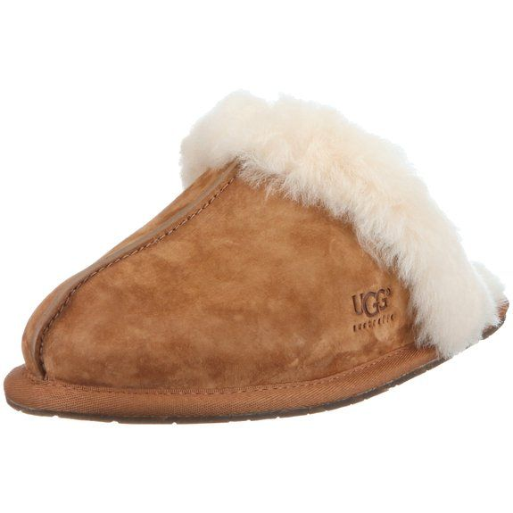 Ugg Australia Women's Scuffette II Slipper, Chestnut, 3.5 UK
