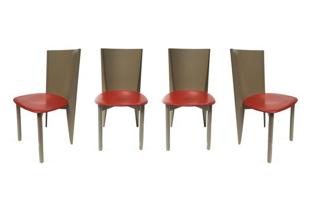 Chairs by Calligaris Spa, S/4