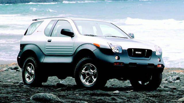 Six forgotten Isuzus. Isuzu Motor's collector car oddities.