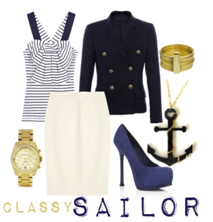 sailor classy halloween costume, women's sailor costume, halloween costumes for work, appropriate halloween costumes for work, appropriate a...