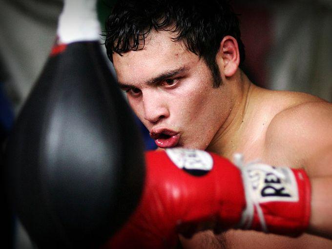 ¡Tremendo escándalo! El polémico video de Julio César Chávez Jr. #Boxeo #Deportes
