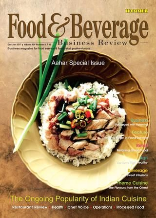 Food & Beverage Business Review (Dec-Jan 2017)