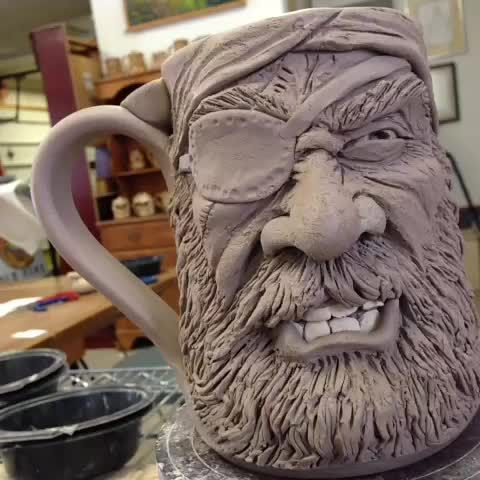 Artismia (Bowman Pottery) - AHOY! greenware