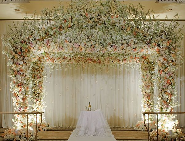 The 25 Best Wedding Canopy Ideas On Pinterest