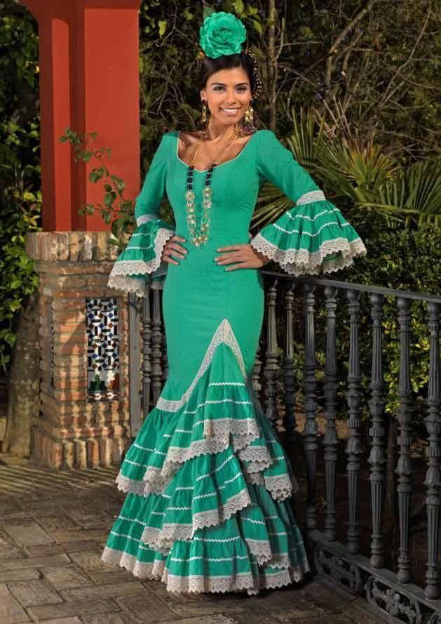 Vestidos de flamenca baratos sevilla