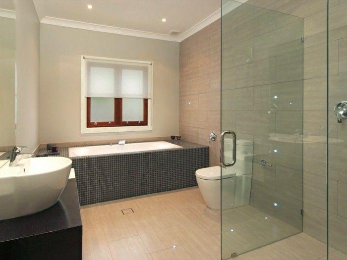 bagno-senza-piastrelle-pareti-pavimento-stessa-nuance-neutra-vasca ...