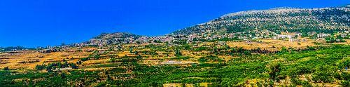 Panoramic ehden Lebanon