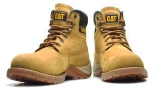 Желтые ботинки катер пиллер