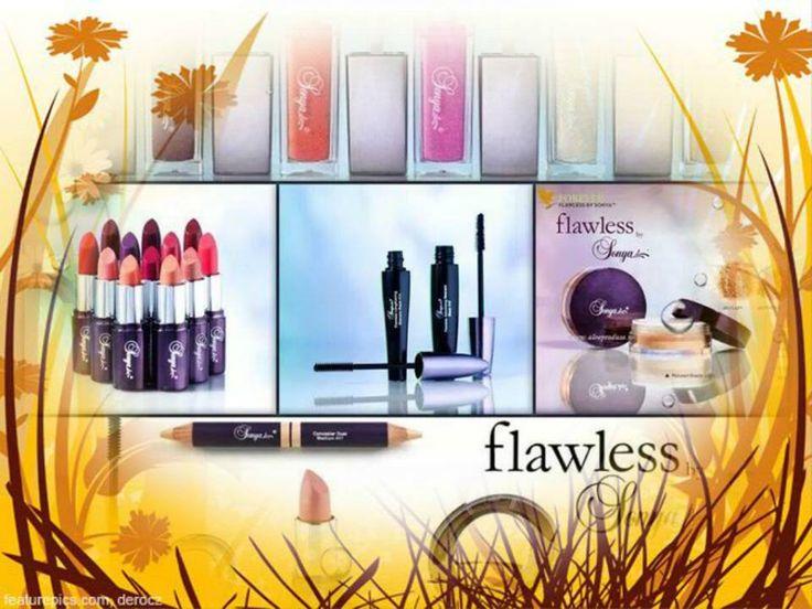 A Flawless by Sonya® összekötötte az istennők ajándékát, az Aloe verát a modern technológia legújabb vívmányaival, ezáltal megteremtette a legtökéletesebbet, amit a természet és a tudomány adhat az emberiségnek.   https://www.youtube.com/watch?v=rLUWCcSW1zQ  http://360000339313.fbo.foreverliving.com/page/products/all-products/6-cosmetics/hun/hu http://www.flawlessbysonya.com/  Segítsünk? gaboka@flp.com Vedd meg: https://www.flpshop.hu/customers/recommend/load?id=ZmxwXzk4MjE