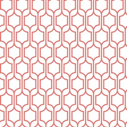 York Wallcoverings Bistro 750 Trellis Prepasted Wallpaper