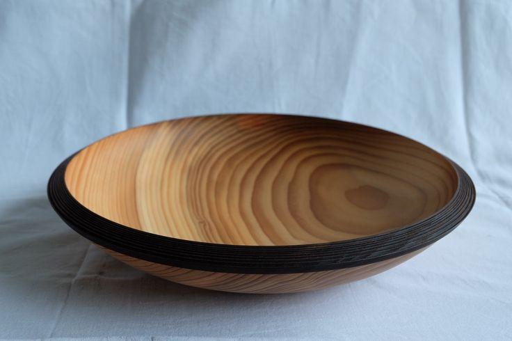 """Cedar Bowl, hand made in Monferrato, Italy. Follow """"Davide Bisio Tornitura artistica del legno"""" on Facebook! ;)"""