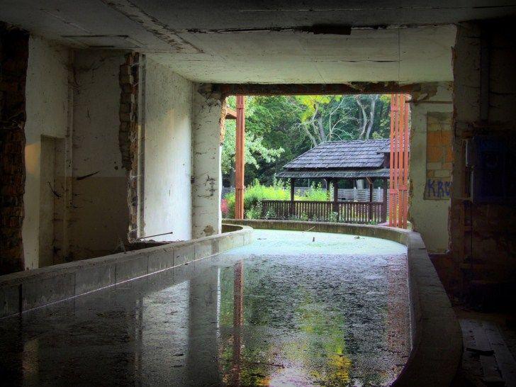 abandoned amusement parks | ... Plänterwald – Spreepark Abandoned Amusement Park in Germany