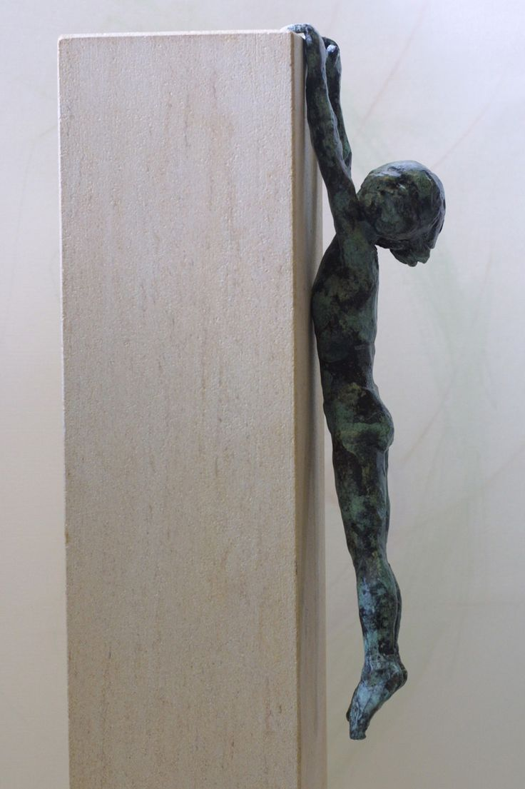 'Dreeping' by Alison Bell* http://www.creativeartsgallery.com/3d-art/sculpture/bronze-(22)/dreeping/