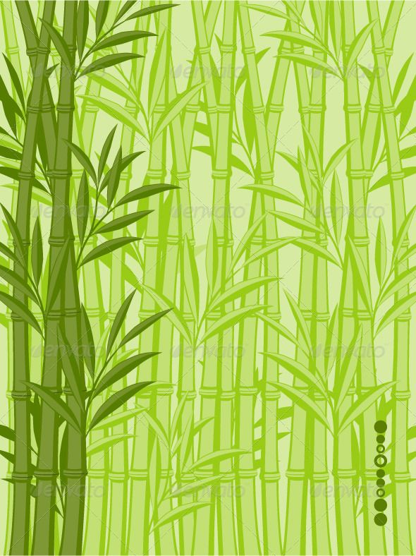 Abstract Fl Background With A Bamboo Embroidery In 2018 Pinterest Ilration And
