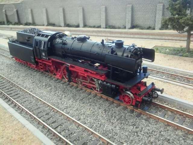 MIL ANUNCIOS.COM - Locomotora vapor BR 23 H0 digital humo