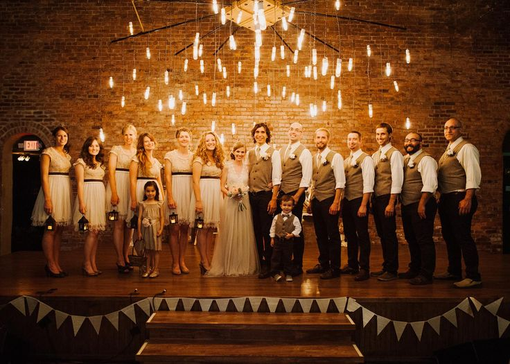 bridal party | Nick and Amanda | Chattanooga wedding | Jac and Heath Photography