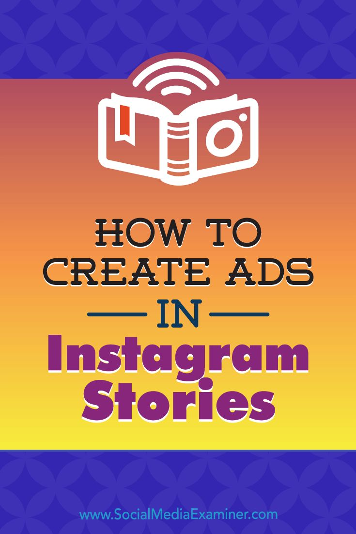 Instagram Stories ads appear between stories on Instagram and take up the full screen, creating a more immersive viewing experience.  In this article, you'll discover how to create ads in Instagram Stories.