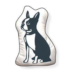 Boston Terrier Cut Out 18x11, $29, now featured on Fab.