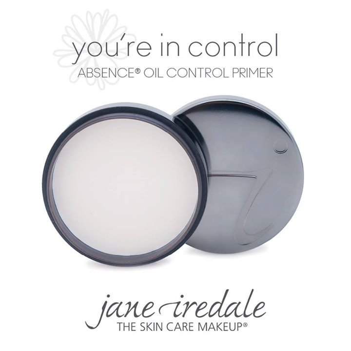 If you have oily skin, Jane Iredale Absence® Oil Control Primer will ensure you're in control! It's the perfect primer & base for all skin types.  THE LOOK: Transparent  THE FEEL: Weightless  Shop now - http://facialco.com.au/jane-iredale/jane-iredale-absence-oil-control-primer.html