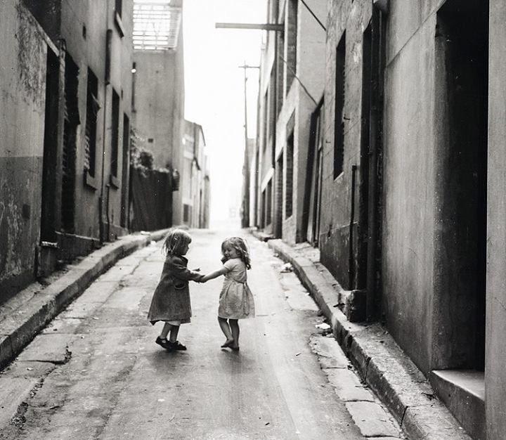 Sydney slums, Australia