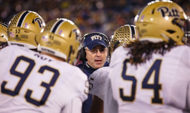 Pitt can be improved but without matching last season's ACC surge = Enthusiasm abounds over Pitt football as a new season approaches under second-year coach Pat Narduzzi. And it's for good reason.  One point is experience with 16 returning starters, including senior quarterback Nathan.....