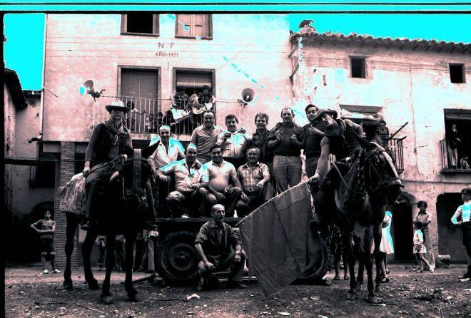 ,matanza en La Hoz de la Vieja (Teruel) España