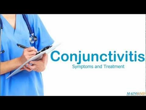 Symptoms of Conjunctivitis and treatment guide #conjunctivitis