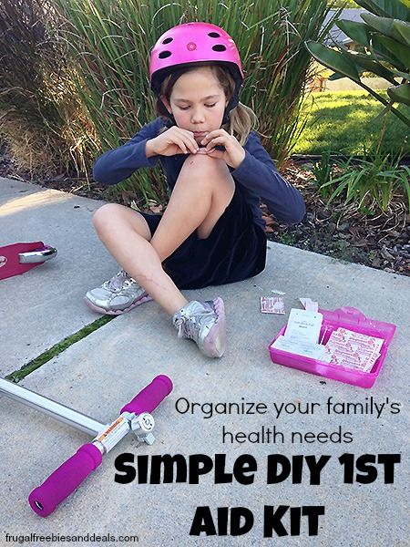 Easy Auto Refills from #WalgreensRX mobile app keep your busy life more organized plus a great DIY 1st aid kit #shop #cbias