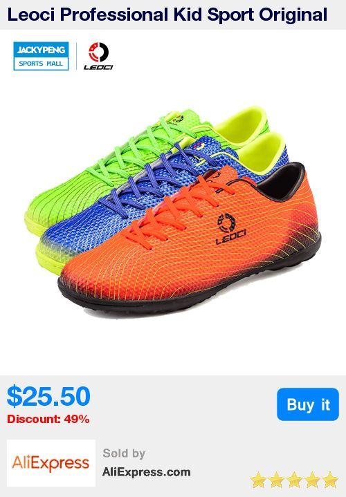 Leoci Professional Kid Sport Original Soccer Boots Men Cheap Football Trainers Soccer Cleats Football Shoes Chuteira Futebol * Pub Date: 05:22 Jul 13 2017