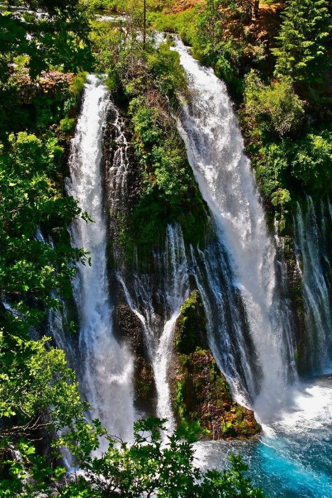 190 best images about Waterfalls on Pinterest | Discover more best ideas about Backyard ...