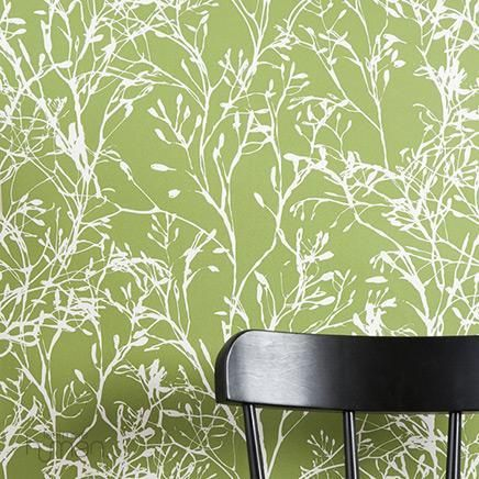 Leaf Green Wallpaper Designs Ideas