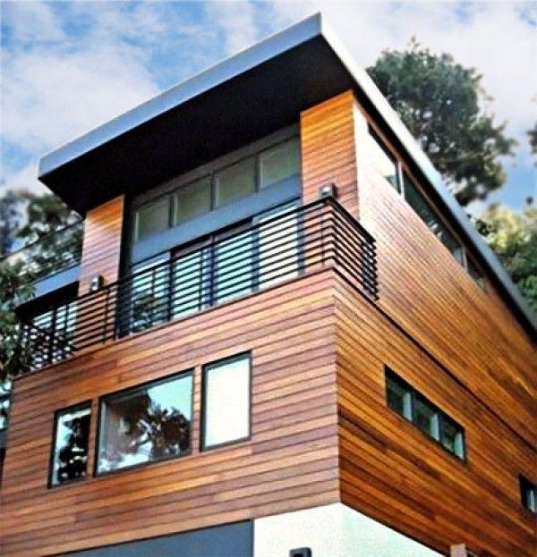 Сайдинг для дачи - вагонка, планкен или имитация дерева? Форум: дом и дача