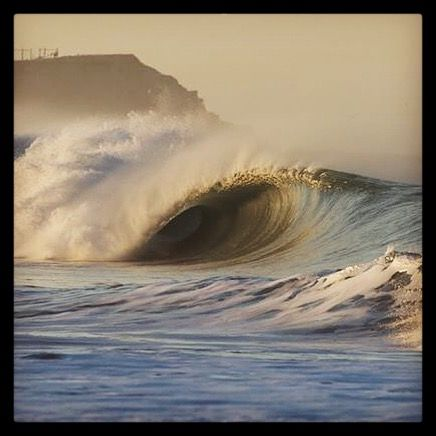 Португалия, Балеал, волны, серфинг