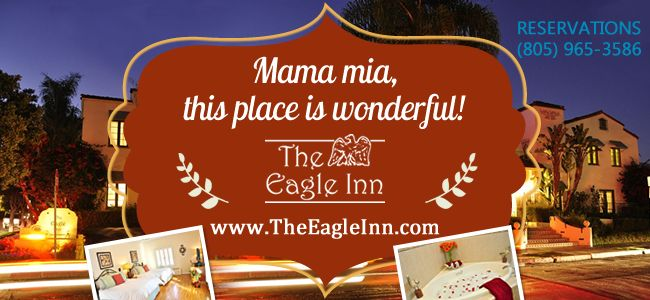 Our beachside hotel offers one of the best Santa Barbara locations to spend with Mom. Whether she enjoys shopping, dining out, museums or catching a show, all of Santa Barbara's best attractions are all at your fingertips at The Eagle Inn. #SantaBarbaraInn