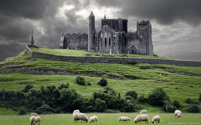 Ireland: One Day, Bucketlist, Buckets Lists, Oneday, Dreams Places, The Rocks, Castles In Ireland, Irish Castles, Ireland Travel