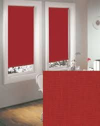red window blinds - Google Search